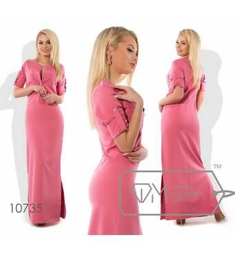 Сукня-максі жіноче, норма р. S- М, М- L  Фабрика Моди