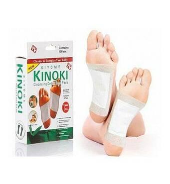 Пластир для виведення токсинів з організму Kinoki