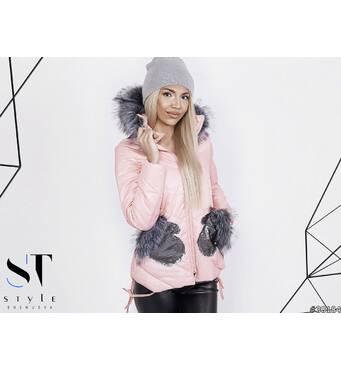 Стильна жіноча куртка,норма р. S, M, L ST - Style