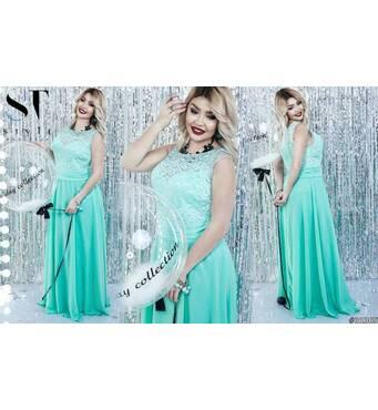 Вечірня  сукня жіноча батал р.48-54  ST Style