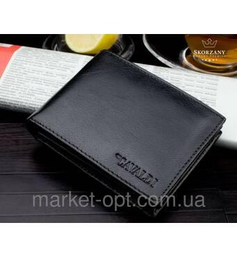 Мужской кошелек качество бренд  CAVALDI