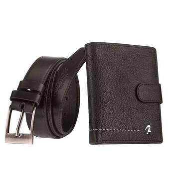 Набор гаманець   ремінь Італія Rovicky код 323