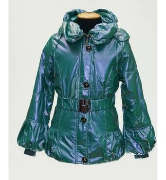 Куртка демисезонная для девочки на тонком синтепоне