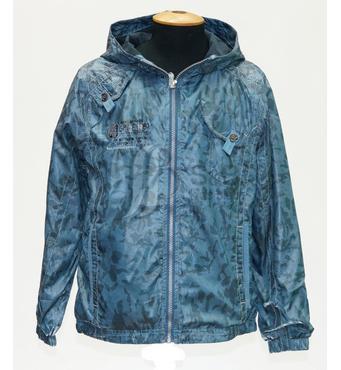 Куртка-ветровка подростковая для мальчика
