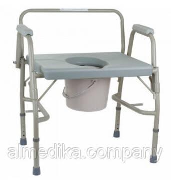 Посилений стілець-туалет OSD - BL740101