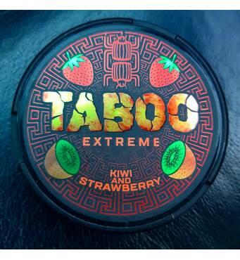 Тютюн Taboo Extreme Kiwi & Strawberry купити у Львові