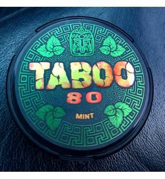 Тютюн Taboo 80 Mint купити в Україні