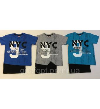 Футболка Нью-Йорк 9-12 років