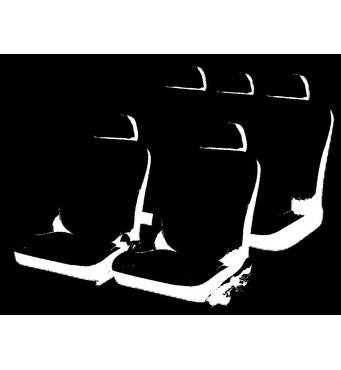 Чехол для сидений авто Lanos(ланос) sens