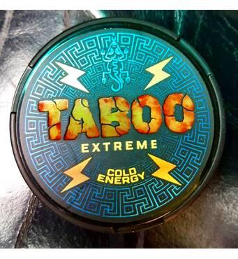 "Тютюн ""Taboo Extreme Cold Energy"""