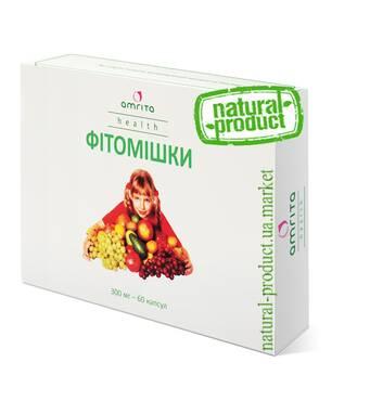 Фитомишки, 60 капс. по 300 мг