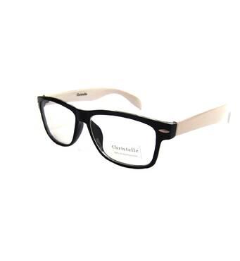 Имиджевые очки Christelle черные XY037A