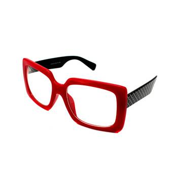 Оправа для очков Optic Frame красная R114