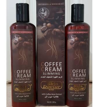 Антицеллюлитный крем для похудения с экстрактом зерен арабского кофе Skin Doctor Coffee Cream Slimming 300 мл