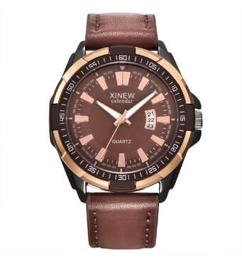 Часы XINEW коричневые W316