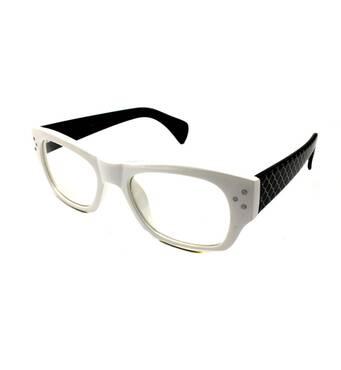 Оправа для очков Optic Frame белая R119