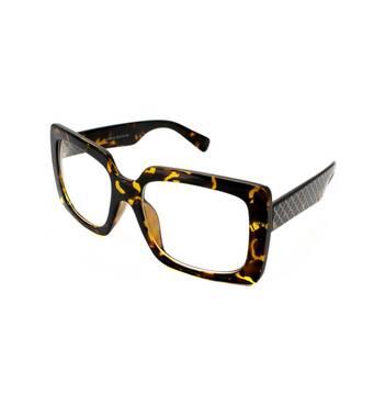 Оправа для очков Optic Frame коричневая R117