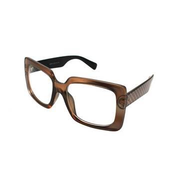 Оправа для очков Optic Frame коричневая R115