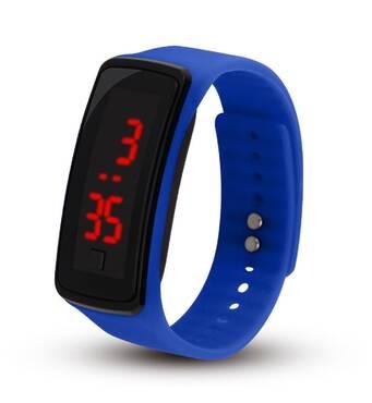 Часы ABF синие W346