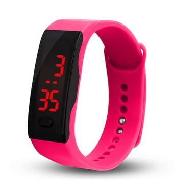Часы ABF розовые W355