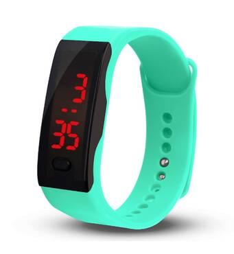 Часы ABF зеленые W353