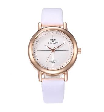 Часы ABF белые W394