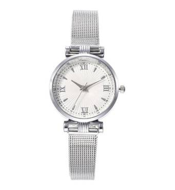 Часы ABF серебристые W415