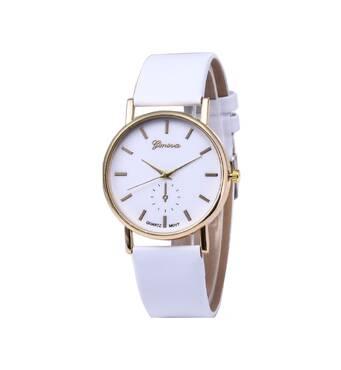 Часы GENEVA белые W078