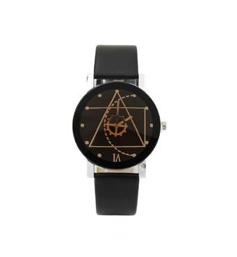 Часы ABF черные W112