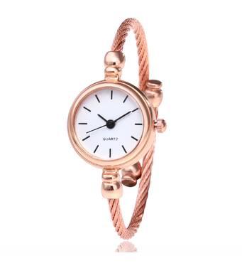 Часы ABF золотистые W166