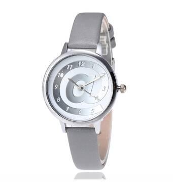 Часы ABF серые W182