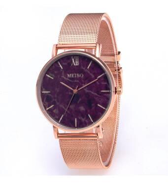 Часы ABF золотистые W174