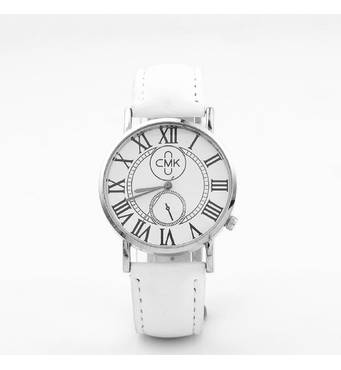 Часы ABF белые W147