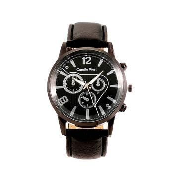 Часы ABF черные W162