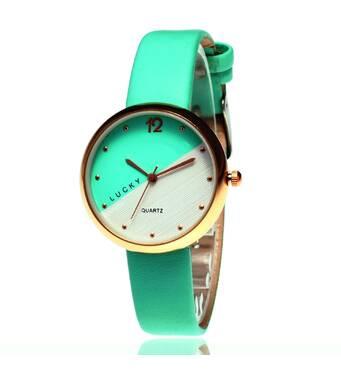 Часы ABF зеленые W141