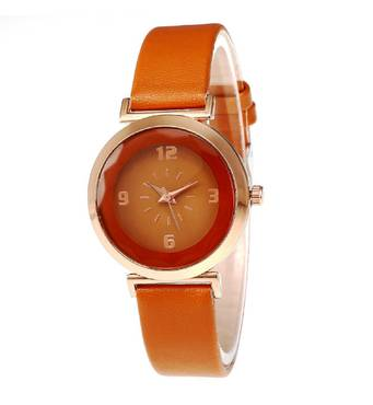 Часы ABF коричневые W172