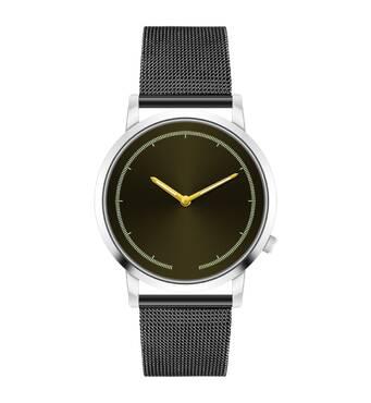 Часы ABF черные W191