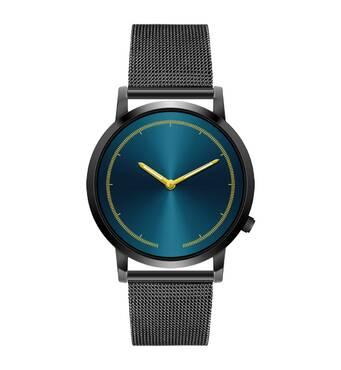 Часы ABF синие W192
