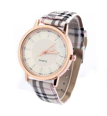 Часы ABF белые W238