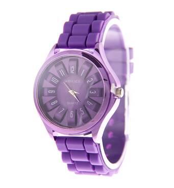 Часы ABF фиолетовые W243