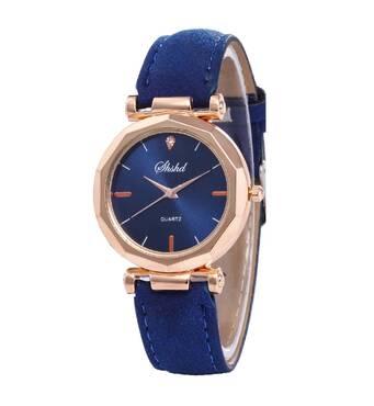 Часы SHSHD синие W290