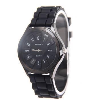 Часы ABF черные W244