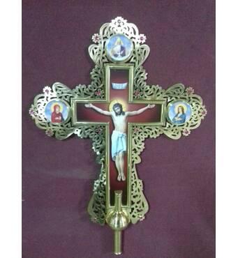 Запрестольный крест №6