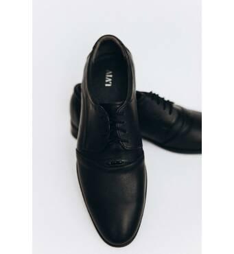 Классические туфли на шнуровке 44 (307)