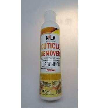 Ремувер для удаления кутикулы Nila Лимон, 250 мл