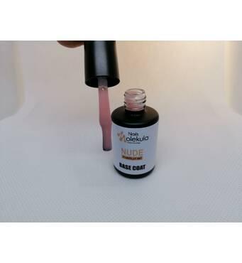 База Nails Molekula Rubber Nude hued
