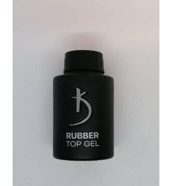 Каучуковое верхнее покрытие для гель-лака Rubber Top Kodi, 35 мл