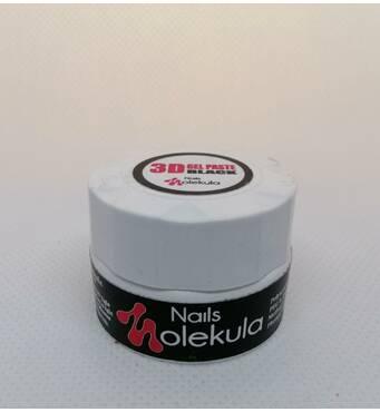 Гель-паста 3D Nails Molekula, 5 мл