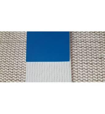 Стрічка харчова поліуретанова синя PU (ПУ) UPRO 2/13 B-M FL- 1.3 мм
