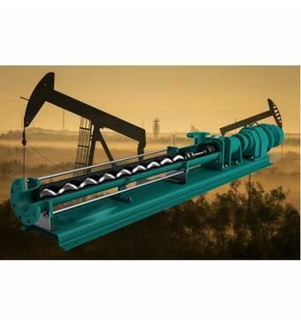 NEP Горизонтальний одногвинтовий насос 6 панів, 1 м3/ч, 0,75 кВт